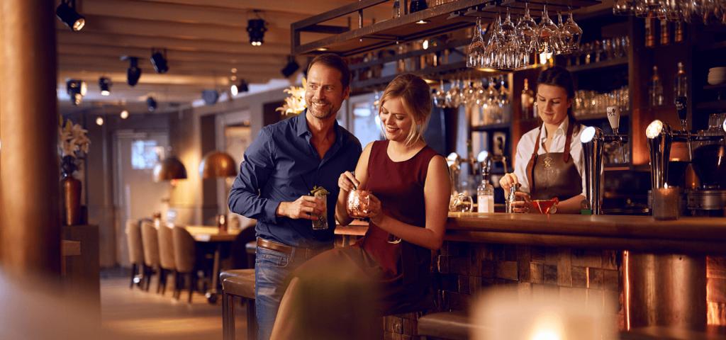 Vlieland - ZeeVaert Bar & Rotisserie - Hotel de Wadden - Westcord Hotels