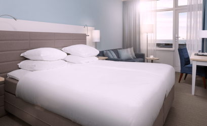 Superior Kamer Zeezijde - WestCord Hotels