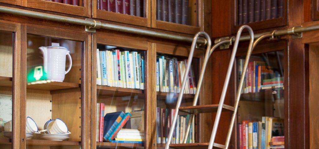 hotel_new_york_rotterdam_bibliotheek - Westcord Hotels