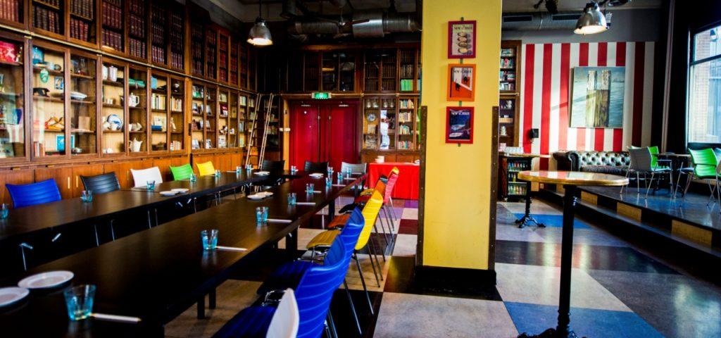 hotel_new_york_rotterdam_bibliotheek2 - Westcord Hotels
