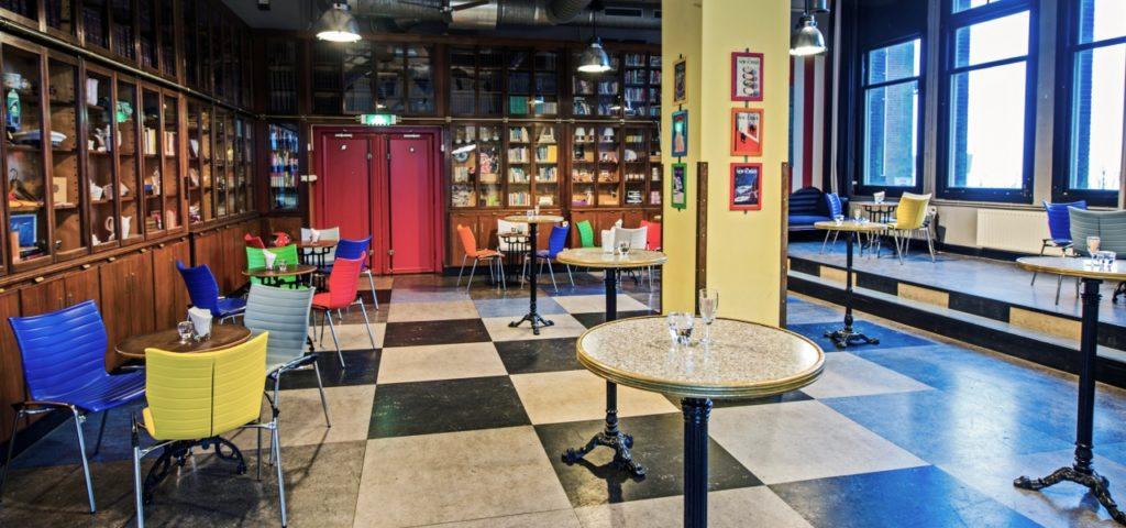 hotel_new_york_rotterdam_bibliotheek7 - Westcord Hotels