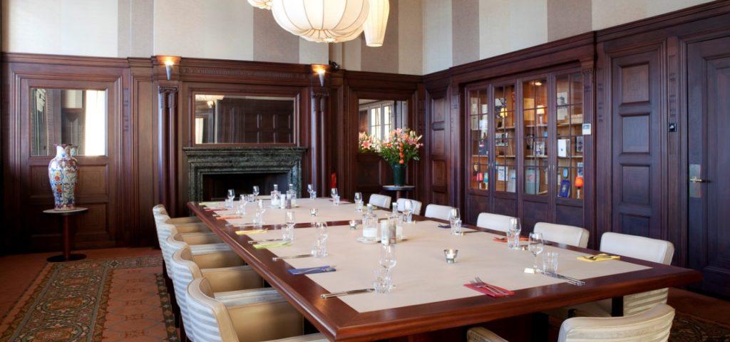 hotel_new_york_rotterdam_plate - Westcord Hotels