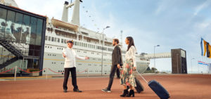 ssRotterdam_Ontvangst Boarding Steward Ruud_1280x600 - Westcord Hotels