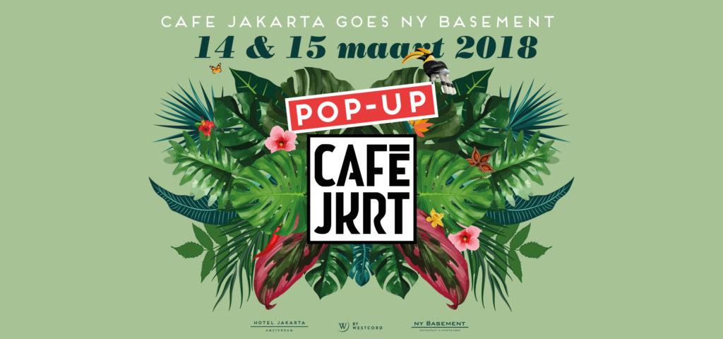 Hotel Jakarta lanceert pop-up restaurant - WestCord Hotels