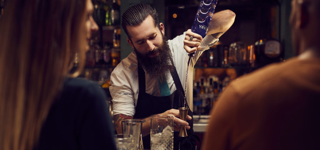 Bartender NY Basement - WestCord Hotels