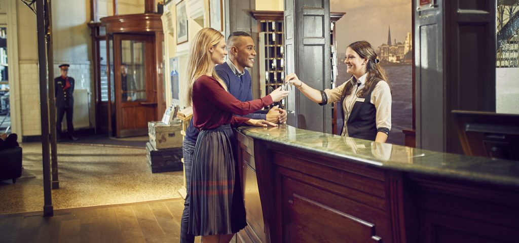 Receptionist(e) - WestCord Hotels