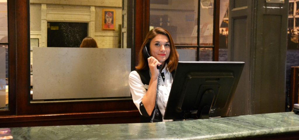 Receptionist 020 - WestCord Hotels