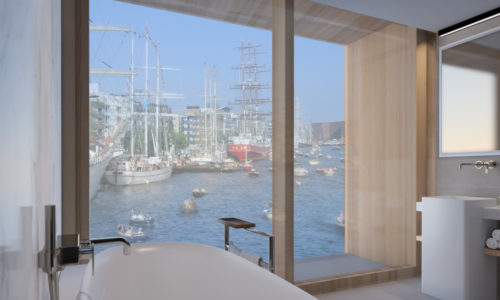 HJA – Junior Suite met bad, douche en balkon - WestCord Hotels