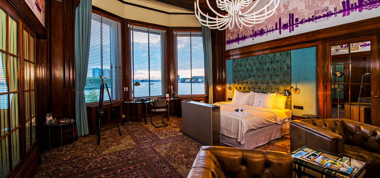 Directievertrek - WestCord Hotels