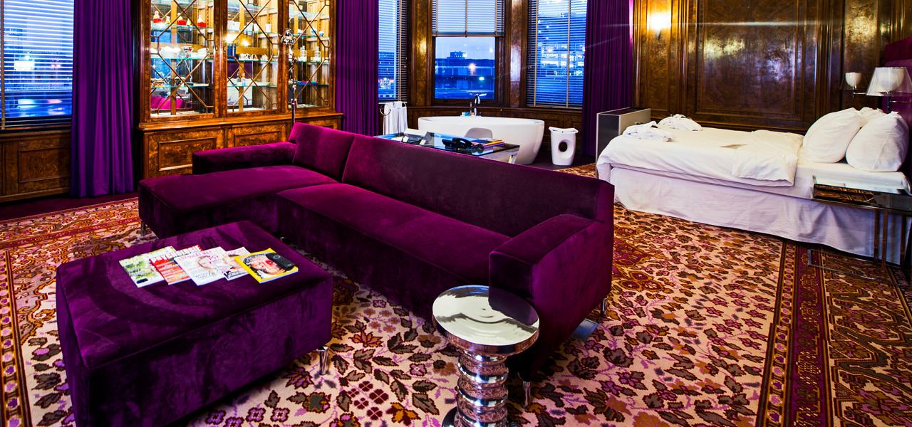 Directievertrek Suite - WestCord Hotels
