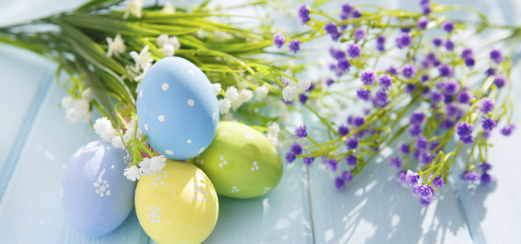 Easter Eggs - Westcord Hotels
