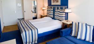 Superior Kamer Zeezicht Hotel De Wadden - Westcord Hotels