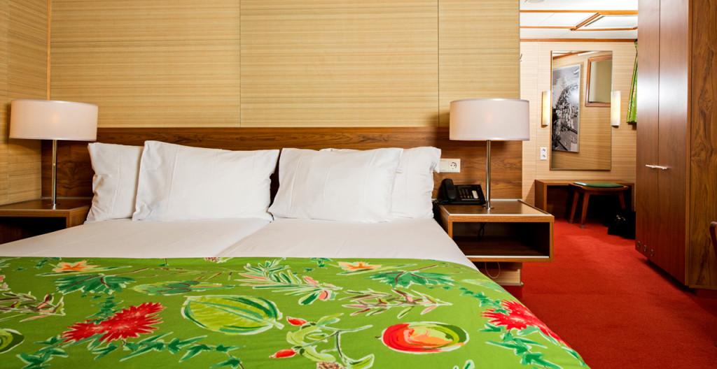 Superior Kamer Bahamas ss Rotterdam - Westcord Hotels