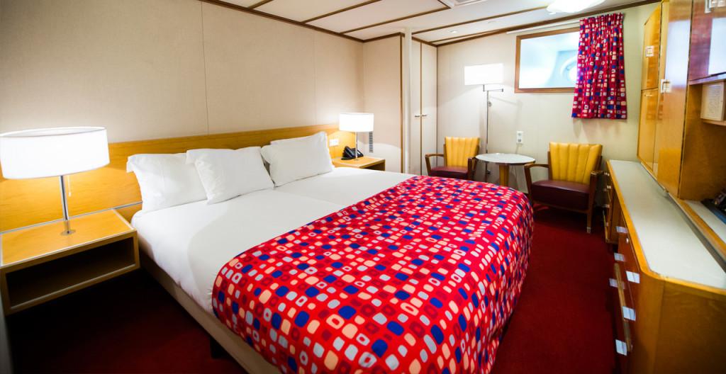 Superior Kamer Original ss Rotterdam - Westcord Hotels