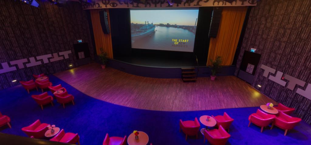 Theatre balkon 360˚ - Westcord Hotels