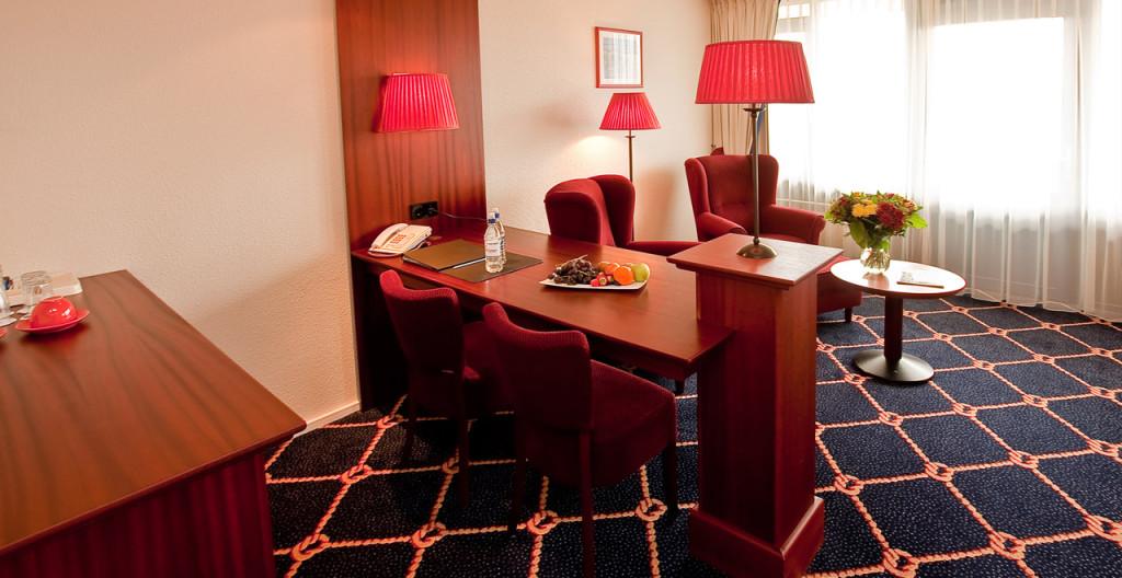 Comfort Deluxe Kamer Hotel Noordsee - Westcord Hotels