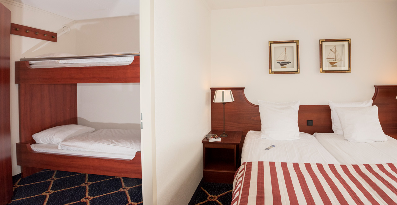 Familie Suite - WestCord Hotels