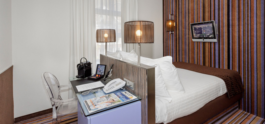 Cosy Double Room City Centre Hotel Amsterdam - Westcord Hotels