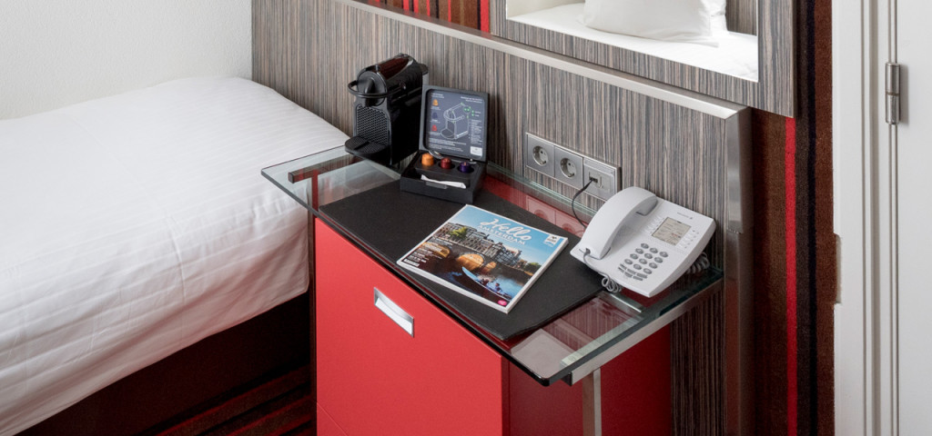 Cosy Single Room City Centre Hotel Amsterdam - Westcord Hotels