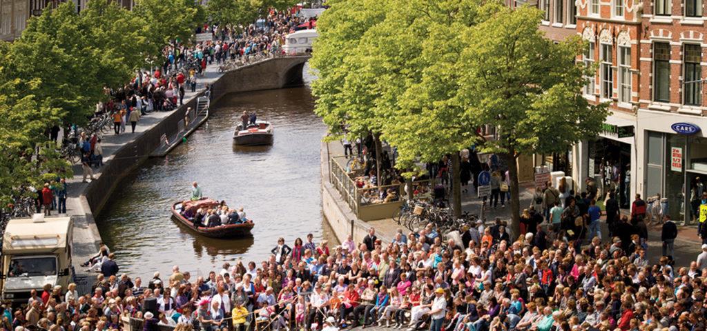 Koningsdag in Leeuwarden - WestCord Hotels