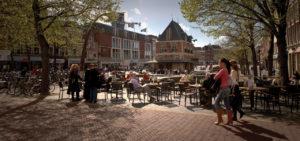 leeuwarden-terras-zomer-lente - Westcord Hotels