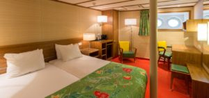ss Rotterdam_ Bahamas Superior Room_A084_DEAN Productions_1280x600 (2) - Westcord Hotels
