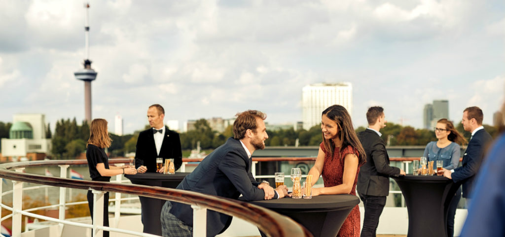 ssRotterdam_Grand Ballroom Deck borrel_1280x600 - Westcord Hotels