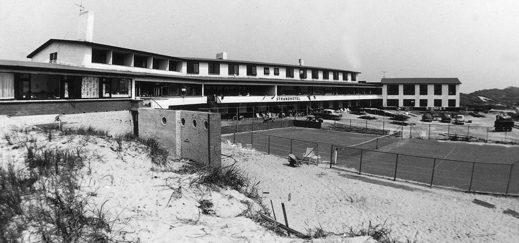 Strandhotel Seeduyn, vroeger - Westcord Hotels