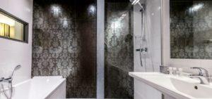 Bathroom - WestCord Fashion Hotel Amsterdam - Westcord Hotels