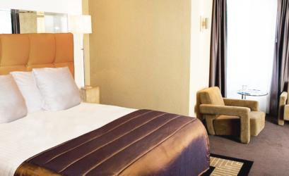 Torenkamer - WestCord Hotels