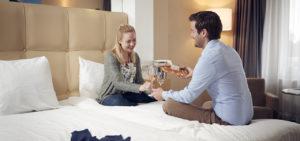 Hotelkamer WestCord Hotel Schylge Terschelling-2 - Westcord Hotels
