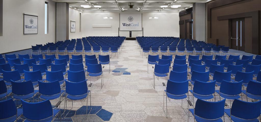Westcord Hotel WTC Hotel Leeuwarden - Zaal New York - Westcord Hotels