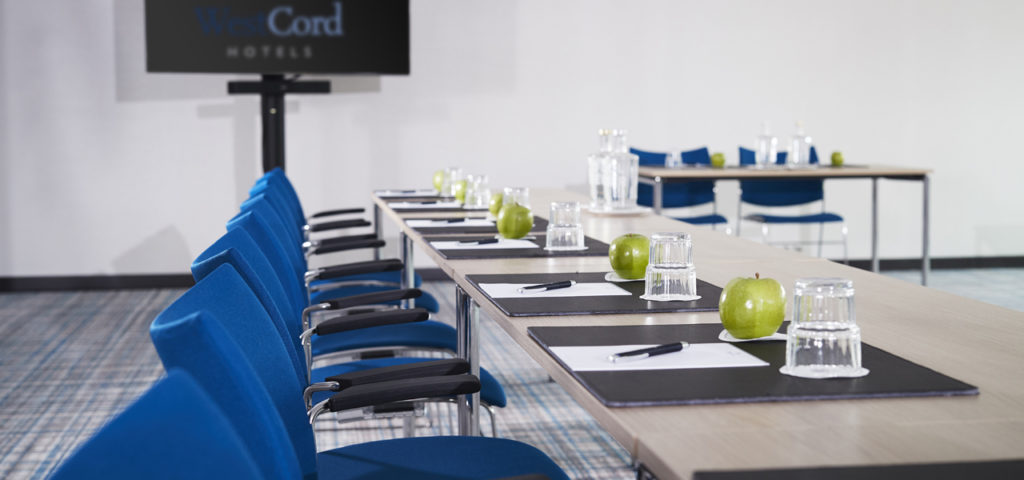 Zaal Moscow - WestCord Hotels