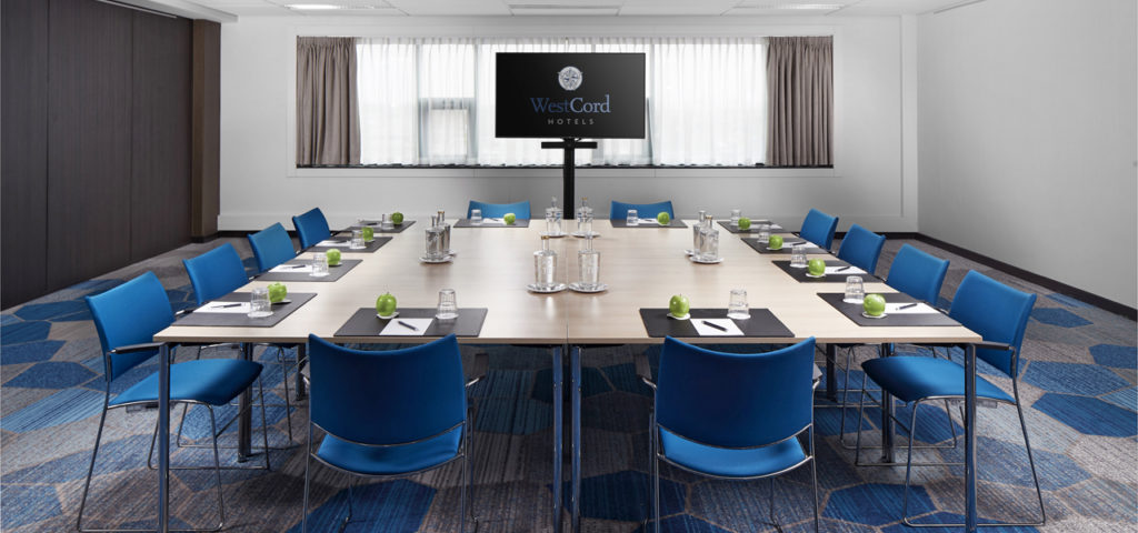 Westcord WTC Hotel Leeuwarden - Zaal Amsterdam - Westcord Hotels