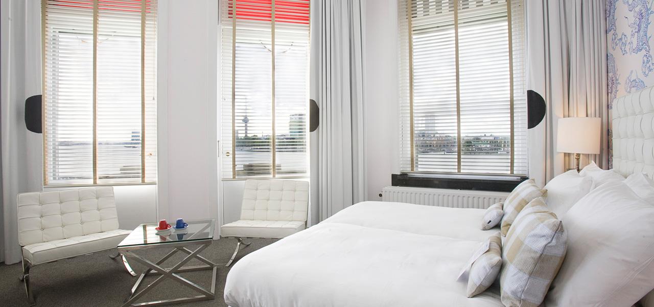 Balkonkamer - WestCord Hotels