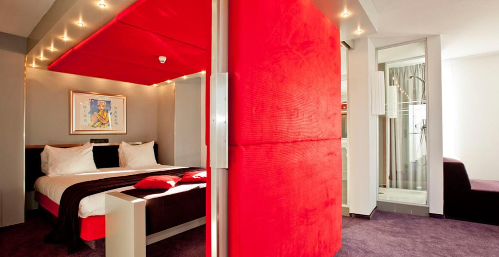 Bruidssuite Art Hotel Amsterdam - Westcord Hotels
