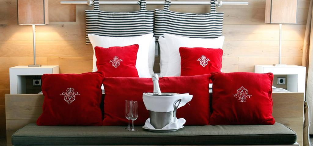 Bruidssuite Zeezijde Strandhotel Seeduyn - Westcord Hotels