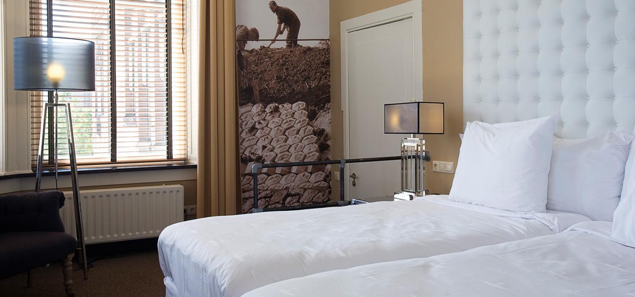 Hoekkamer - WestCord Hotels