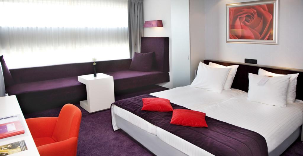 Junior Suite Art Hotel Amsterdam - Westcord Hotels
