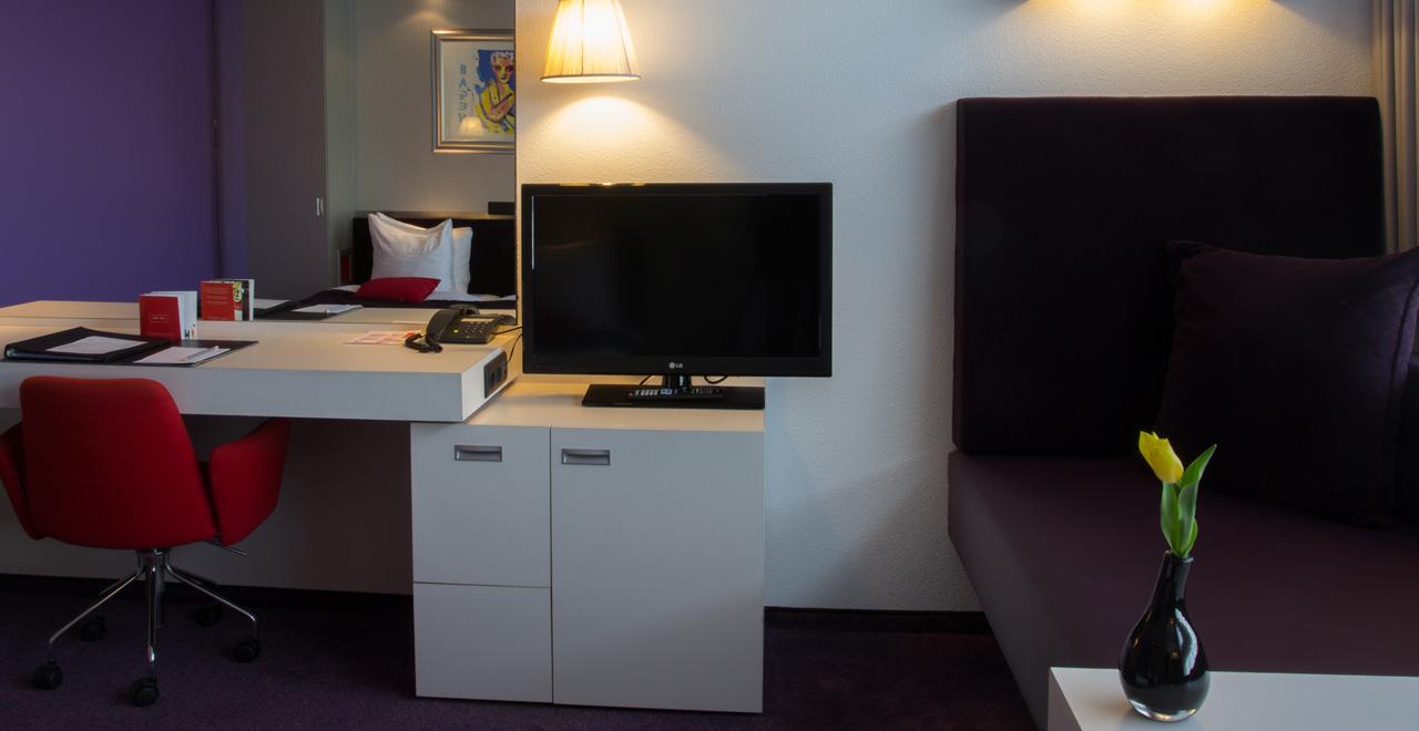 ART 4 – Junior Suite - WestCord Hotels