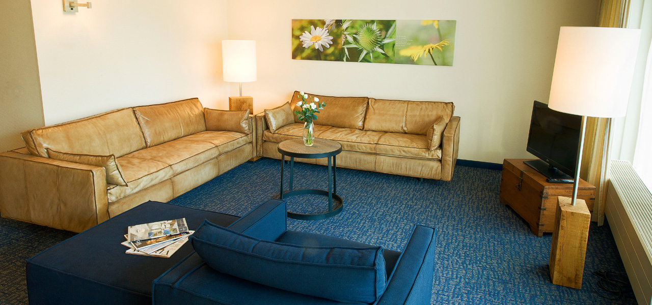 Appartement Large - WestCord Hotels