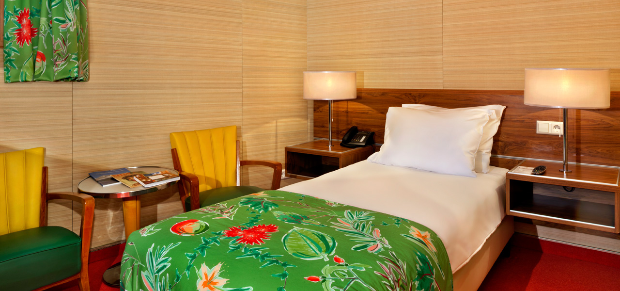 SSR – Standard Single Room - WestCord Hotels