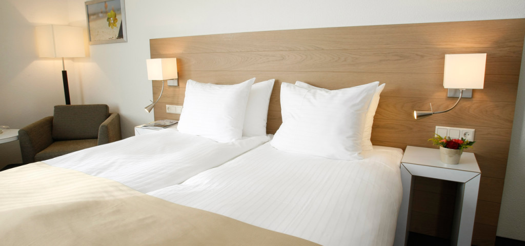 Superieur Kamer Zeezijde Hotel Schylge - Westcord Hotels