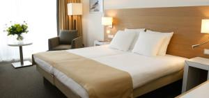 Superieur Kamer Landzijde/Zeezijde Strandhotel Seeduyn - Westcord Hotels