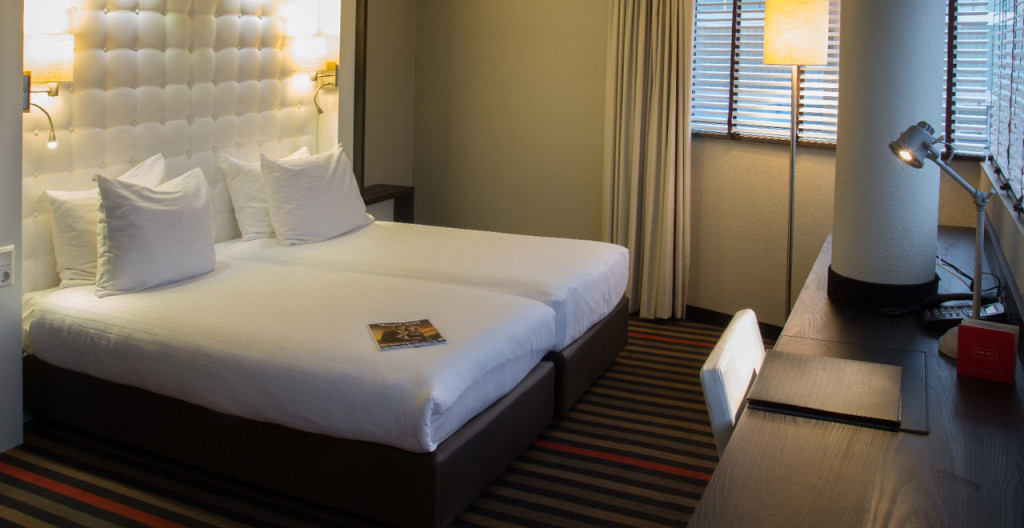 XL Triple Kamer Art Hotel Amsterdam - Westcord Hotels