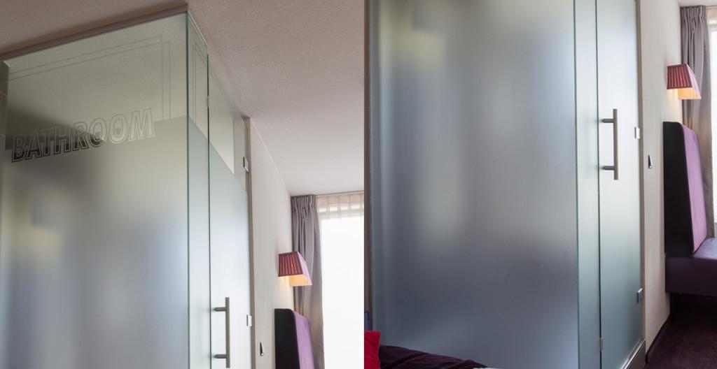 Badkamer XXL Quad Kamer Art Hotel Amsterdam - Westcord Hotels