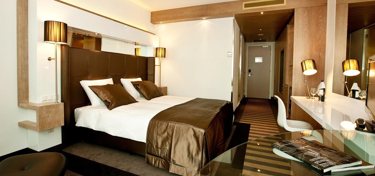 Comfort Deluxe Kamer - WestCord Hotels