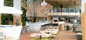Café Jakarta - Hotel Jakarta Amsterdam-7 - Westcord Hotels