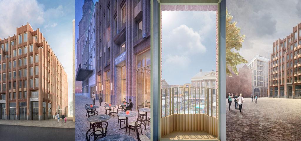 Gemeente Groningen presenteert nieuwe maquette Grote Markt - WestCord Hotels