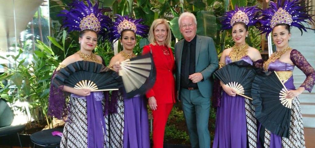 Hotel Jakarta Amsterdam feestelijk geopend! - WestCord Hotels